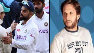 India vs Australia: शाहिद आफरीदी बोले- इस हार के बाद भी कमबैक करेगी टीम इंडिया