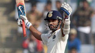 India vs australia ajinkya rahane is calm but aggressive as captain says sachin tendulkar 4288933