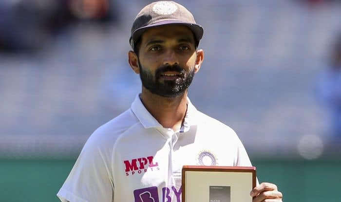 Ajinkya Rahane Receives Mullagh Medal Player of The Match Award in Boxing Day Test | All you need know about Mullagh Medal | India.com cricket news
