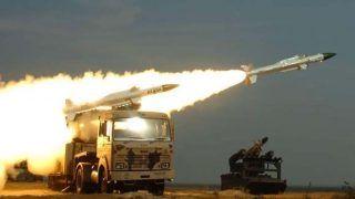 मंत्रिमंडल ने आकाश मिसाइल प्रणाली के निर्यात को दी मंजूरी, रक्षा मंत्री राजनाथ सिंह ने कही ये बड़ी बात...