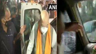 Amit Shah visit in West Bengal News: अमित शाह का दौरा, CRPF ने पश्चिम बंगाल पुलिस को भेजा पत्र