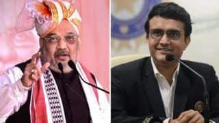 After Meeting Bengal Governor, Sourav Ganguly Likely to Share Stage With Amit Shah: Reports