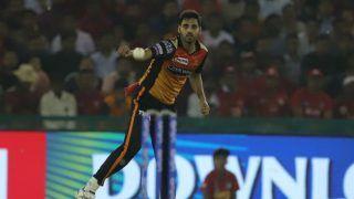 छह हफ्तों के लिए क्रिकेट के मैदान से दूर हुए भुवनेश्वर कुमार; IPL 2021 में कर सकेंगे वापसी