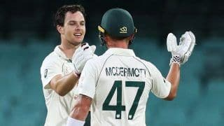 IND vs AUS Practice Match 2020 Report: Ben McDermott, Jack Wildermuth Slam Hundreds For Australia A in Drawn Game But India End With Lot of Positives