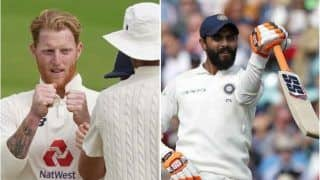 India vs Australia 2020: Ravindra Jadeja in The Same Bracket as Ben Stokes, Says Former India Wicketkeeper Deep Dasgupta