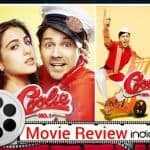 Coolie No. 1 Review: No Comedy-No Chemistry in David Dhawan's Below-Average Remake