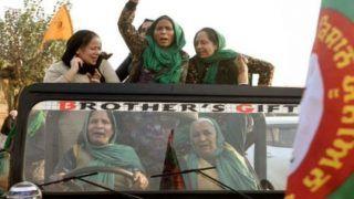 Farmers Protest: जीप चलाकर पटियाला से सिंघु बॉर्डर पहुंचीं 62 साल की मनजीत कौर, इनका Swag देख लोग हुए दीवाने