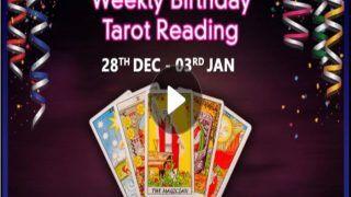 Weekly Birthday Tarot 28 Dec to 3 Jan: इस सप्ताह है जन्मदिन तो देखें टैरो राशिफल