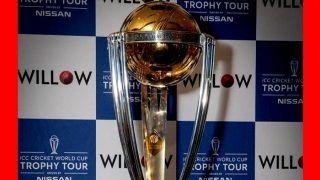 ICC ने भारत में होने वाले वर्ल्ड कप 2023 को 6 महीने आगे खिसकाया