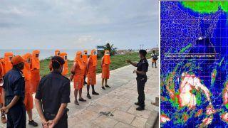 Burevi Cyclone Latest News: चक्रवाती तूफान का संकट, दो राज्यों के इन तटीय शहरों में NDRF की टीमें तैनात