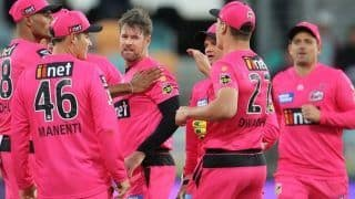 Live BBL 2020 Match Sydney Sixers vs Melbourne Renegades Stream Match 6: Live Match When And Where to Watch SIX vs REN Live Cricket Streaming