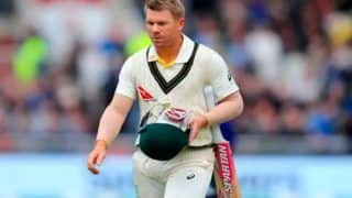 David Warner Admits Rushing Injury Return For India Test Series Was a Mistake