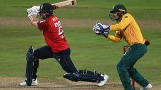 SA vs ENG 3rd T20I, Today Match Report: Dawid Malan, Jos Buttler Set Record Partnership as England Beat South Africa to Complete 3-0 Whitewash