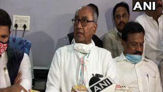RSS मोदी जी को समर्थन देना बंद करे, हमारे साथ सड़क पर आएं, इसमें कोई राजनीति नहीं है: दिग्विजय सिंह