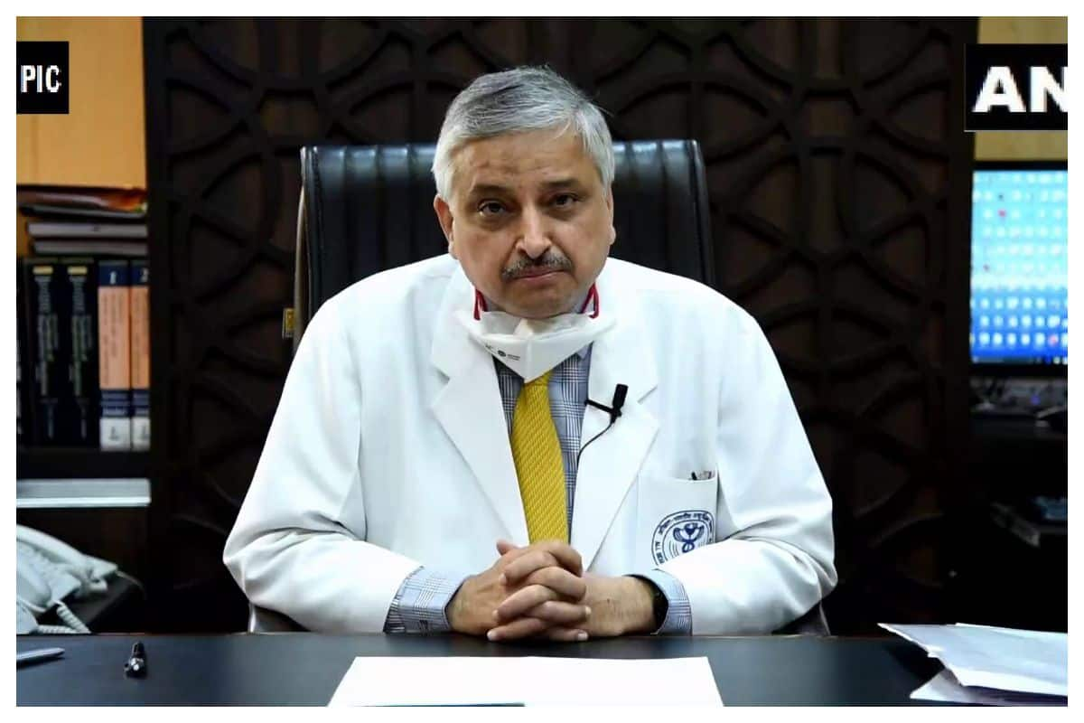 New Indian Strains Of Covid 19 Could Be More Infectious Cause Reinfections In People Says Aiims Chief