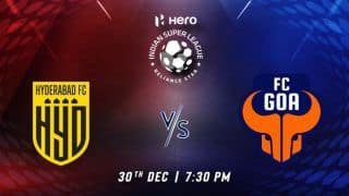 HFC vs FCG Dream11 Team Prediction Indian Super League 2020-21: Captain, Fantasy Playing Tips, Predicted XIs For Today's Hyderabad FC vs FC Goa ISL Football Match at Tilak Maidan, Vasco Da Gama 7.30 PM IST December 30 Wednesday