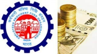 EPFO Begins to Credit 8.5% Interest For 2019-20, to Reflect in EPF Accounts From January 1
