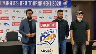 SHA vs ECB Dream11 Team Prediction Dream11 Emirates D20 - T20 2020 Match 23: Captain, Vice-Captain, Fantasy Tips, Probable XIs For Today's Sharjah vs Emirates Cricket Board Blues at ICC Academy at 6.30 PM IST December 20 Sunday