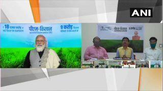 PM Modi Releases Over Rs 18,000 Crore For Around 9 Crore Farmers Under PM-KISAN Scheme