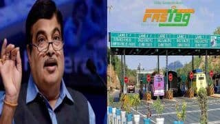 Vehicle Owners Should Immediately Adopt FASTag, Deadline Won't be Extended: Gadkari