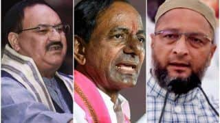 Hyderabad GHMC Election Results 2020 Updates: TRS is Single Largest Party, BJP Makes Big Gains