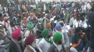 Farmers' Protest: Key Routes Connecting UP-Delhi Closed, Crowd Continues to Swell at Ghazipur