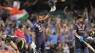 IND vs AUS 2nd T20 2020: Hardik Pandya Reveals Batting Mantra After SCG Heroics, Says Search For Right Bat Still On