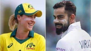 ICC Awards of The Decade 2020: Virat Kohli, Ellyse Perry Claim Top Honours in Men's And Women's Category, MS Dhoni Wins 'Spirit of Cricket' Award | Full List of Winners