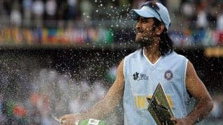 Dhoni Named Captain of ICC Men's T20I Team of The Decade, Check XI