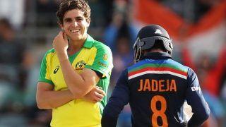 India vs Australia 2020/21: हार्दिक पांड्या और रवींद्र जडेजा की शानदार फिफ्टियों की बदौलत भारत 300 पार