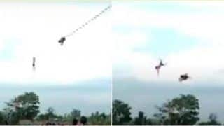 Giant Kite Sweeps 12-year-old Boy 30 Feet High Into Sky in Indonesia, Video Goes Viral