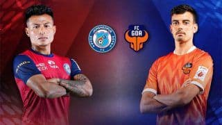 JFC vs FCG Dream11 Team Prediction Indian Super League 2020-21 Match 38: Captain, Vice-Captain, Fantasy Playing Tips, Predicted XIs For Today's Jamshedpur FC vs FC Goa ISL Football Match at Tilak Maidan Stadium, Vasco 7.30 PM IST December 23 Wednesday