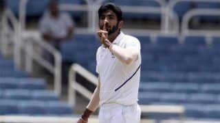 D n practice test match india vs australia a jasprit bumrah fifty guide india to reach 194 run 4259362