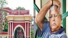 झारखंड हाईकोर्ट ने राज्य सरकार से पूछा- किसके आदेश से लालू को रिम्स निदेशक के बंगले में शिफ्ट किया गया