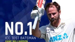 ICC Test Rankings: स्टीव स्मिथ और Kohli से आगे निकले Kane Williamson, रहाणे छठे नंबर पर पहुंचे