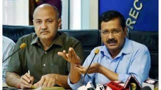 Arvind Kejriwal Accuses BJP Of Attacking Manish Sisodia's Residence, Says Goons Entered House In Police Presence