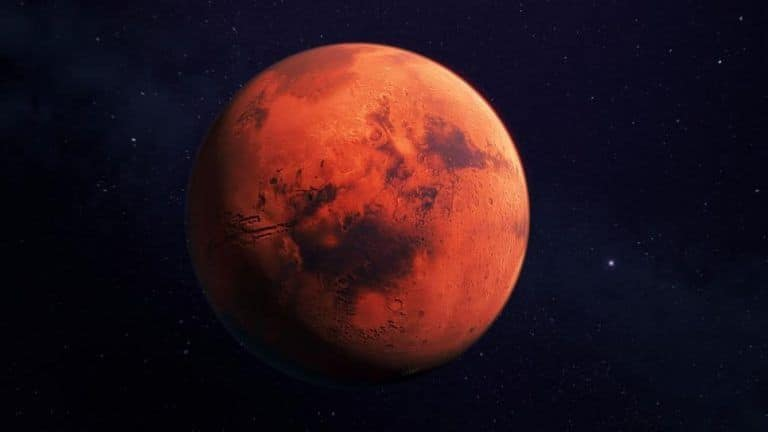 Potential Life on Mars Likely Existed Several Miles Below Surface of Red Planet, Finds Study