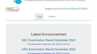 MSBSHSE Results: Maharashtra SSC, HSC Result 2020 for Supplementary Exam Out at maharesult.nic.in, DIRECT LINK HERE