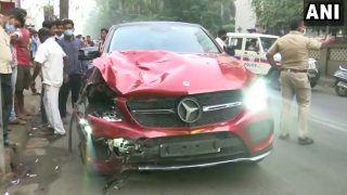 Mercedes Car Hits a Delivery Boy News: Mumbai में तेज मर्सिडीज कार ने Food App डिलिवरी ब्वॉय की ली जान