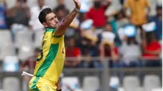 3rd ODI: Mitchell Starc Suffers Back And Rib Niggle, Joins David Warner in Australia Injury List