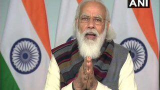 PM Modi ने कहा- हम सिर झुकाकर किसानों के हित में हर मुददे पर बात करने के लिए तैयार हैं