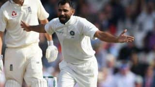 IND vs AUS Tests: Mohammed Shami Sustains Wrist Fracture, Set to Miss Remainder of Series; Siraj Expected to Make Debut