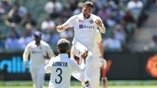 IND vs AUS 2020 Test: Ajinkya Rahane Lauds Debutants Shubman Gill, Mohammed Siraj For Showing Character in Boxing Day Test Win