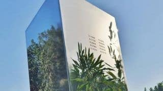 India's First Monolith Spotted in Symphony Forest Park in Gujarat With THIS Message