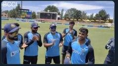 भारत के 232वें खिलाड़ी बने टी नटराजन; ऑस्ट्रेलिया के खिलाफ तीसरे वनडे में किया डेब्यू