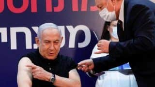PM Netanyahu Receives COVID-19 Vaccine, Kickstarts Vaccination Drive in Israel