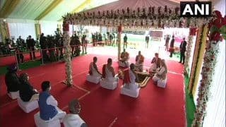 New Parliament Building to Witness Creation of 'Aatmanirbhar Bharat', Says Modi After Laying Foundation Stone | Highlights