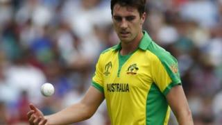 Brett lee questions cricket australias decision to rest pat cummins in 3rd odi against india 4240224