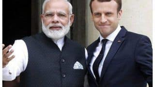 PM Modi Speaks To French President, Assures India's Support in Fight Against Terrorism