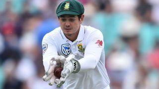 क्विंटन डिकॉक ने बताया- कितने समय के लिए ली है टेस्ट टीम की कप्तानी